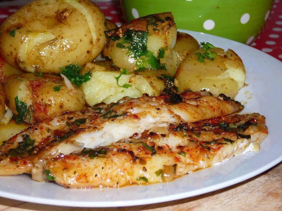 Peixinho no Forno.você vai se surpreender com o sabor dessa delícia.. anote a receita