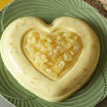 Aprenda a preparar  uma receita maravilhosa de gelado de abacaxi