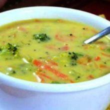 A sopa que limpa o corpo em 3 dias, combate inflamações e elimina gordura abdominal