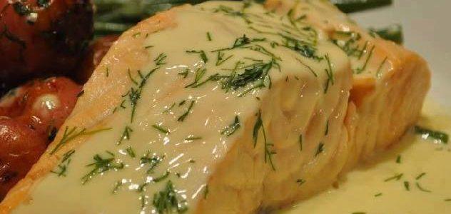 Aprenda a preparar essa deliciosa Salmão aos 4 queijos