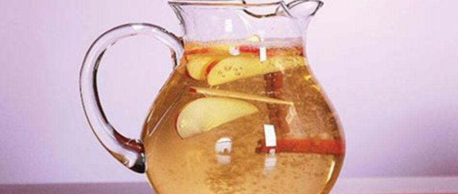 Água de maçã, canela e limão – ela é incrível e pode fazer você perder muitos quilos se tomá-la desta forma