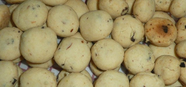 Você precisa experimentar e fazer  esses biscoitos de cebola!