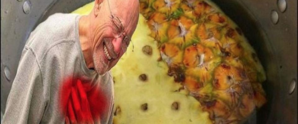Como usar o abacaxi para desobstruir as artérias e evitar doenças do coração