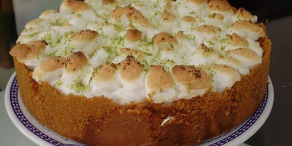 Aprenda a fazer uma torta de limão deliciosa!