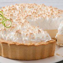 Veja como preparar essa incrível torta de limão é fácil é delicioso !