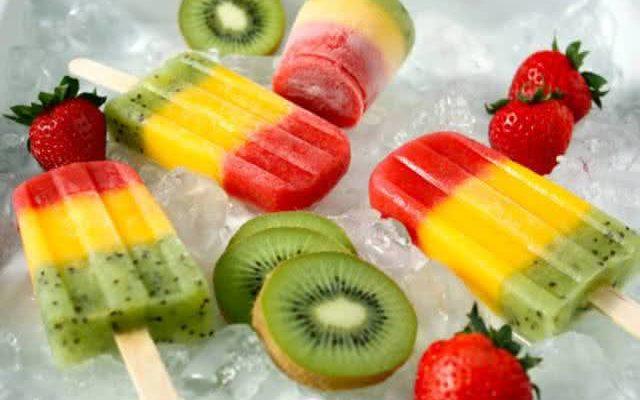 Aprenda deliciosa receita de picolé vegano com frutas